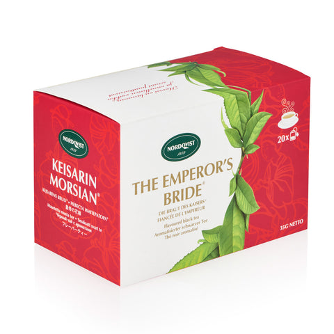 The Emperor's Bride - (Elderberry & Quince Black Tea)