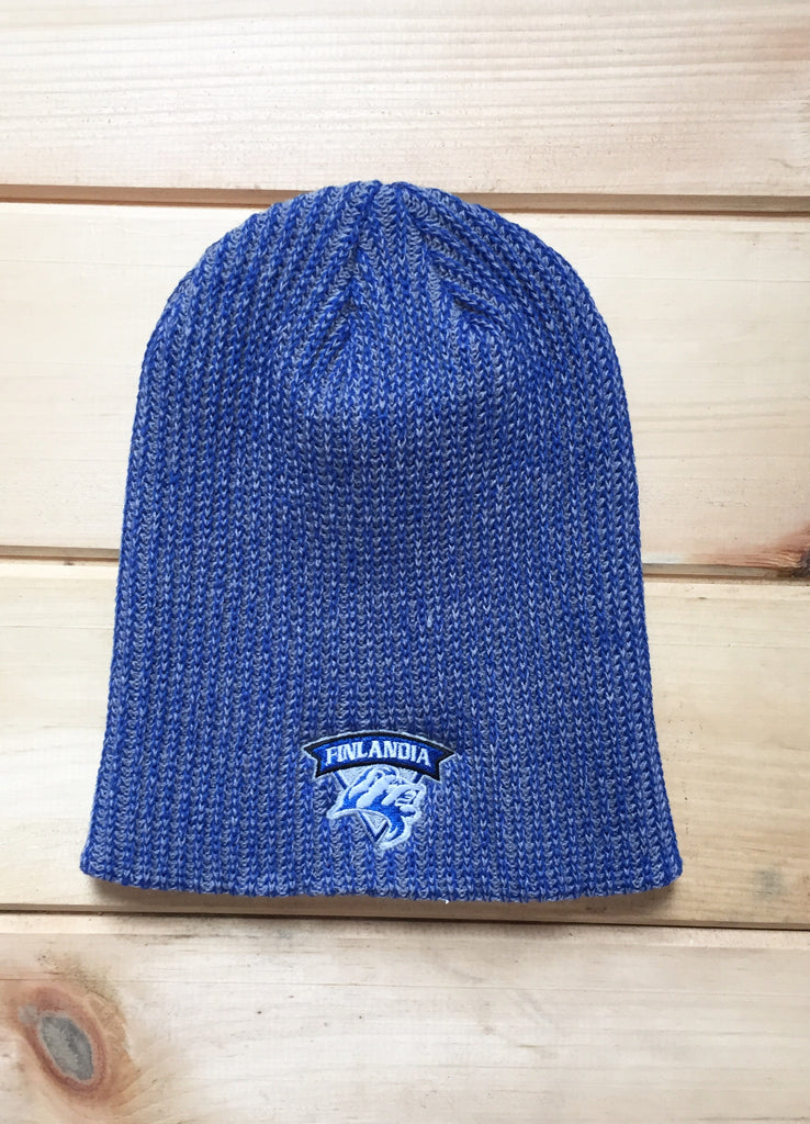 Slouch Winter Hat - Royal
