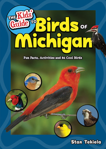 Kids Guide to Birds of Michigan