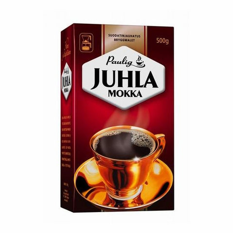 Paulig Juhla Mokka - Light Roast