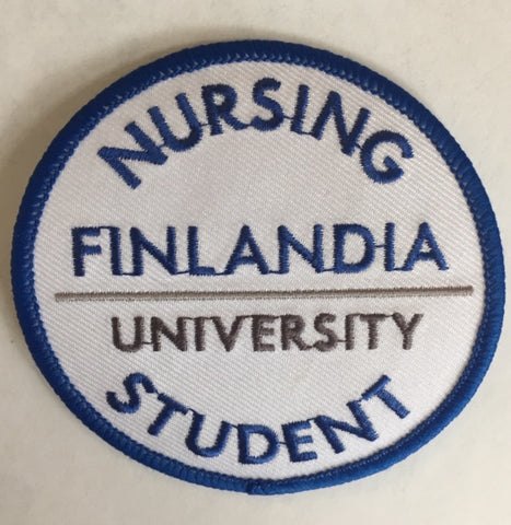 Student Nurse Patch