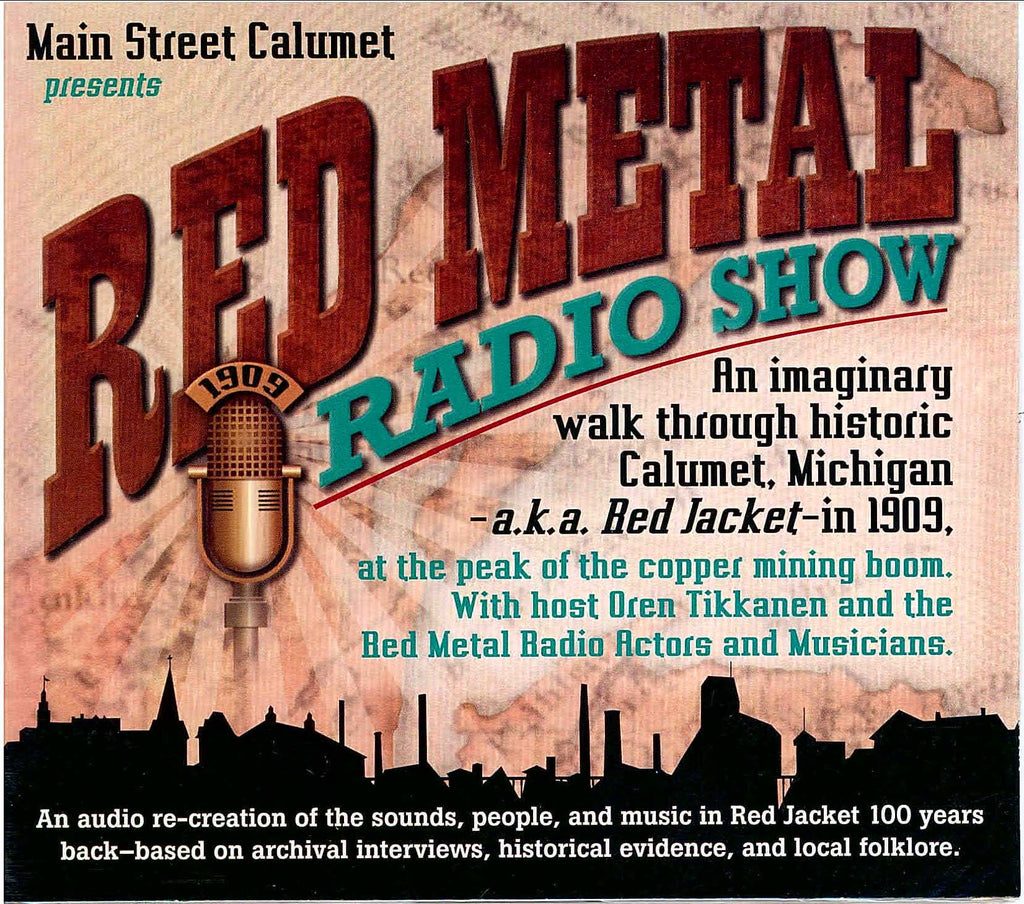 Red Metal Radio Show