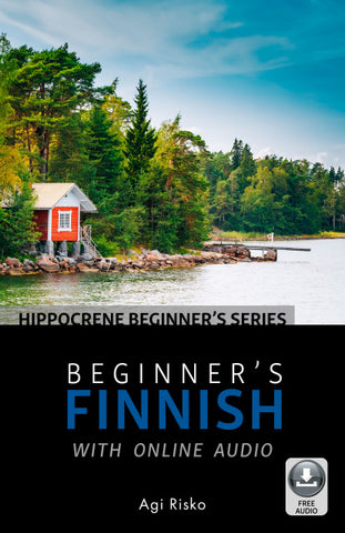 Beginner's Finnish with online audio