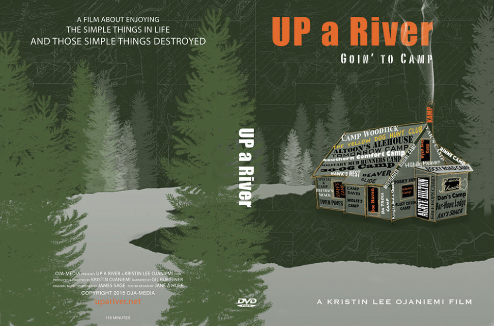 UP a River: Goin' To Camp DVD