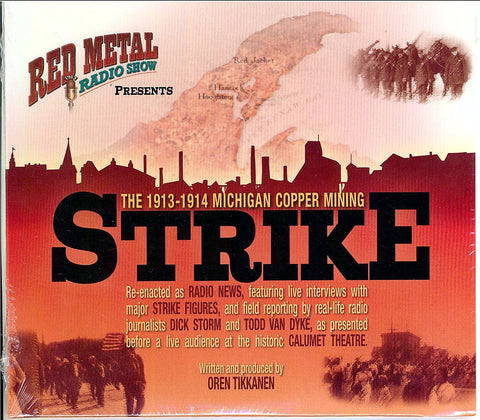 STRIKE: Red Metal Radio Show