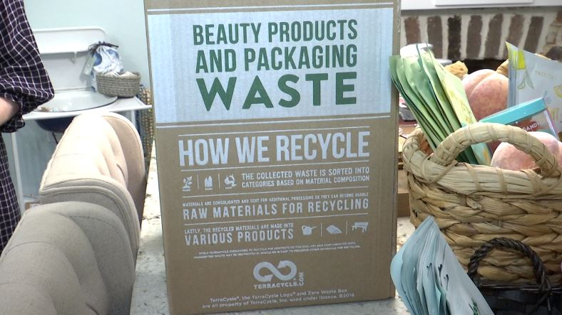 Zero Waste Box helps local business tackle plastic beauty waste