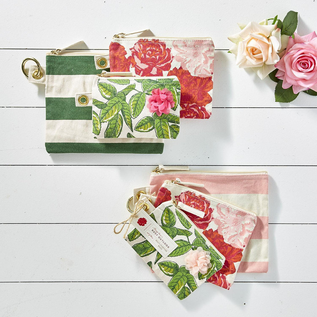 Rosy Multipurpose Pouch