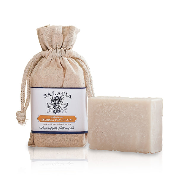 Georgia Peach Bar Soap
