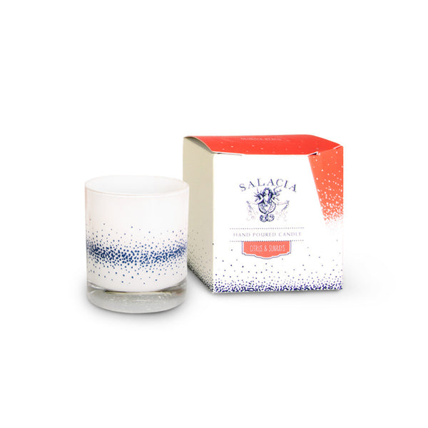 Citrus & Sunrays Signature Candle