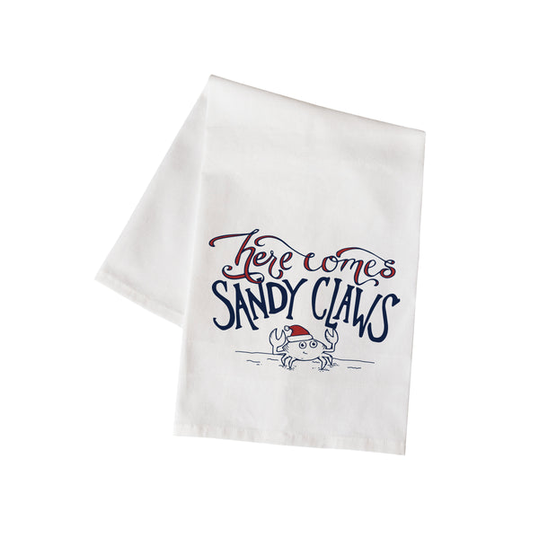Holiday Guest Towels