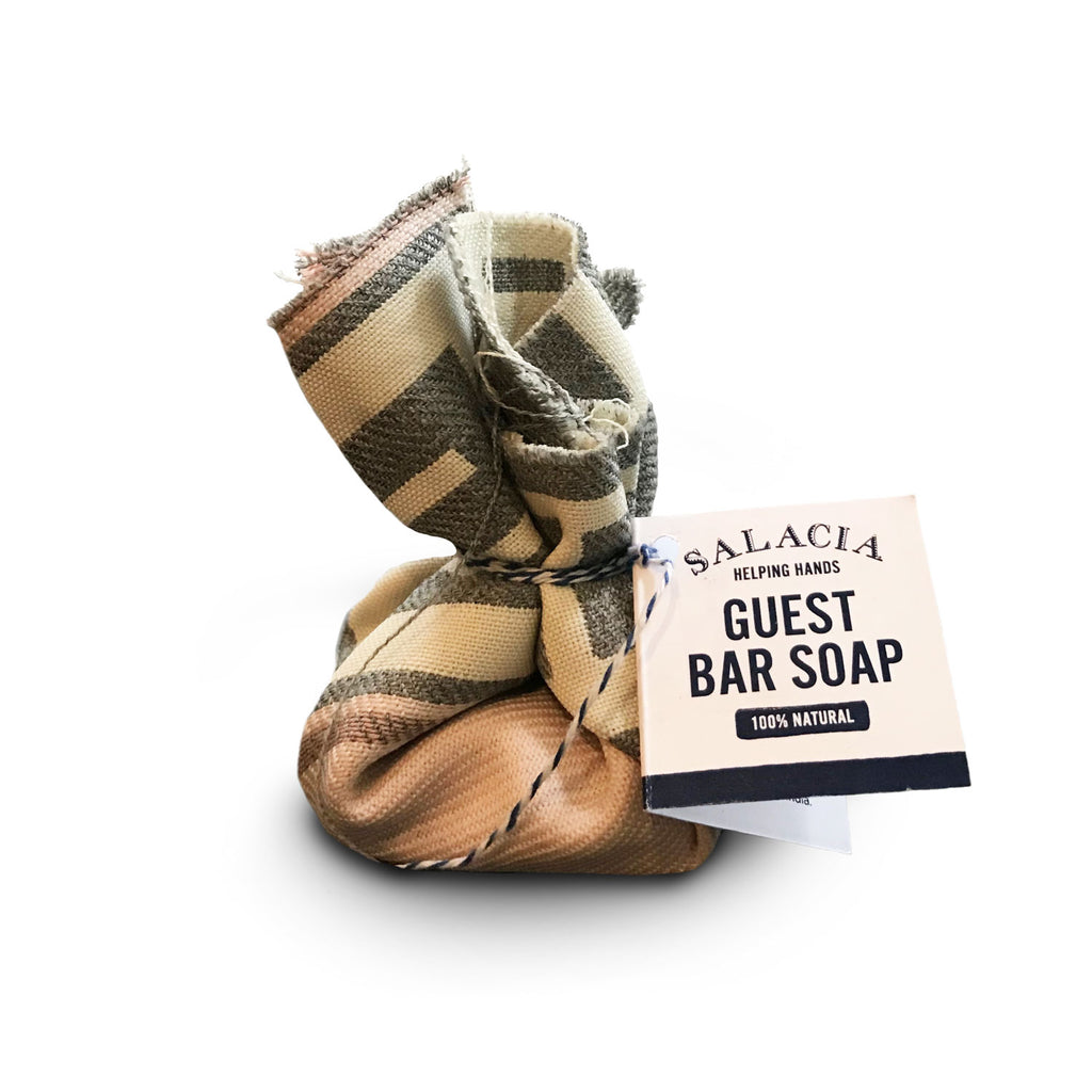 Helping Hands Guest Bar Soap