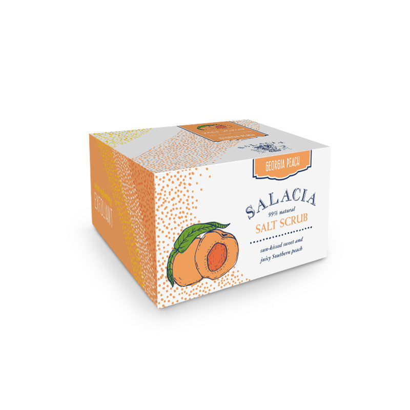 Georgia Peach Hand & Body Scrub