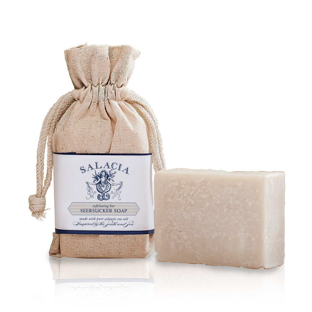 Seersucker Bar Soap