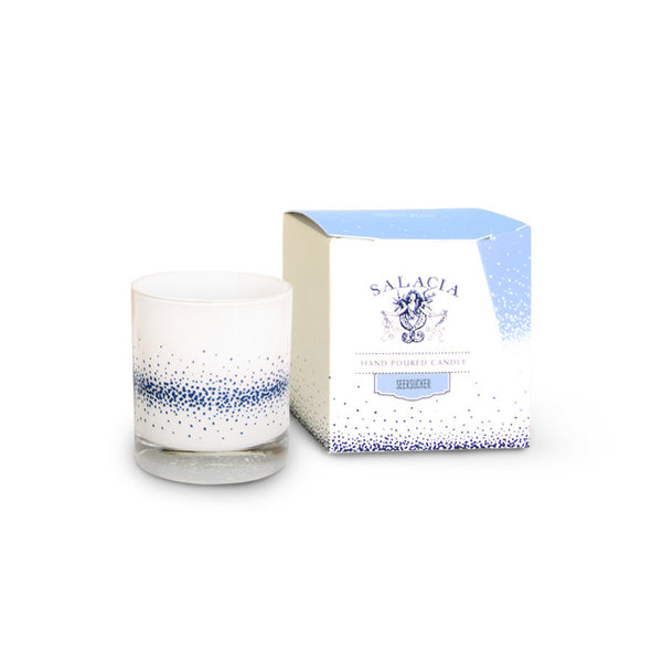 Seersucker Signature Candle