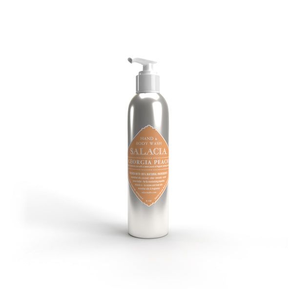 Georgia Peach Hand & Body Wash