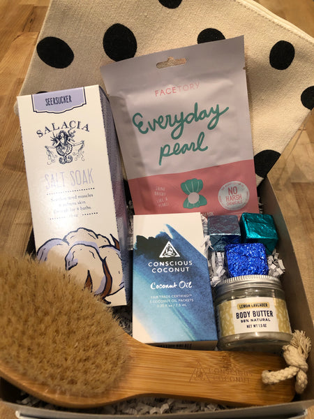 Ultimate Body Treatment Care Package