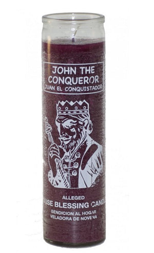 High John The Conqueror 7 Day Candle