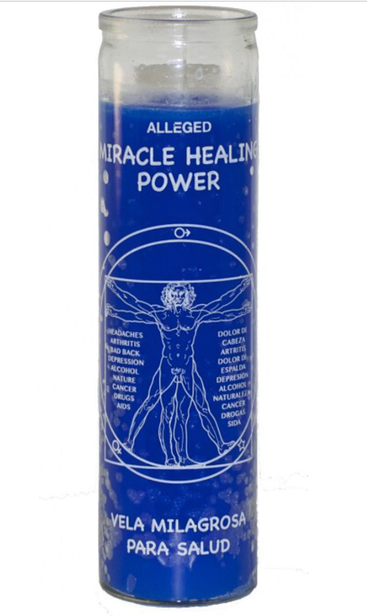 7 Day Miracle Healing Candle