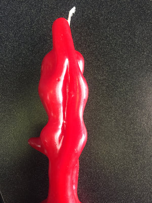 Red Hot Love Candle