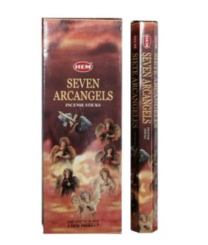 7 Archangels Incense
