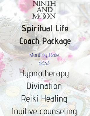 Spiritual Counseling Package