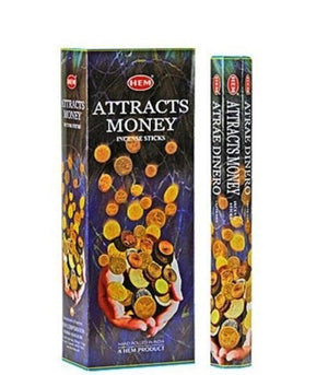 Attracts Money