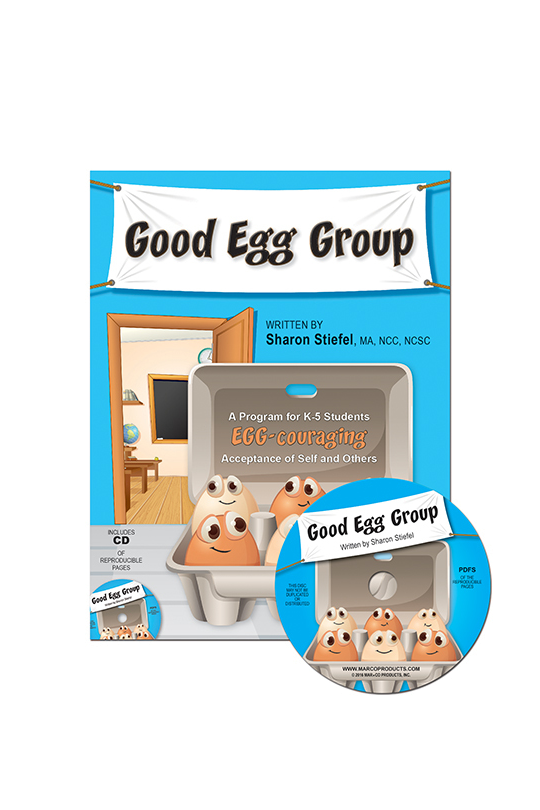 Good Egg Group with CD