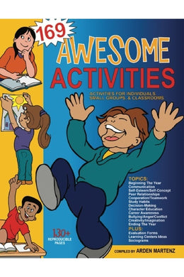 Awesome Activities-169 Activities