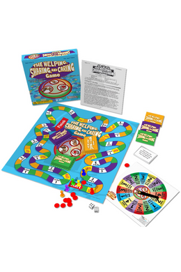 The Helping, Sharing, Caring Board Game
