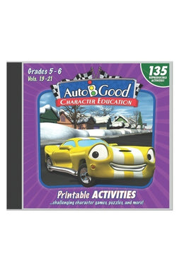 Auto-B-Good Followup CD Volumes 13-21 Gr:5-6