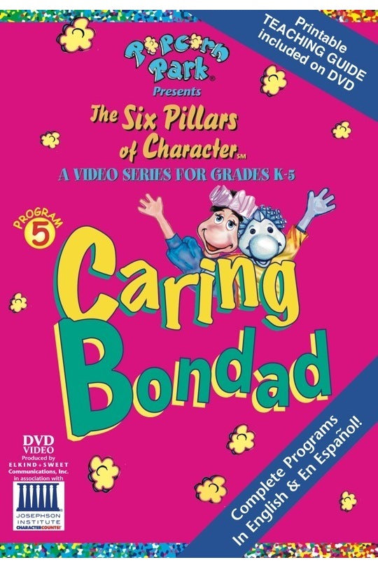 Six Pillars of Character DVD - Caring
