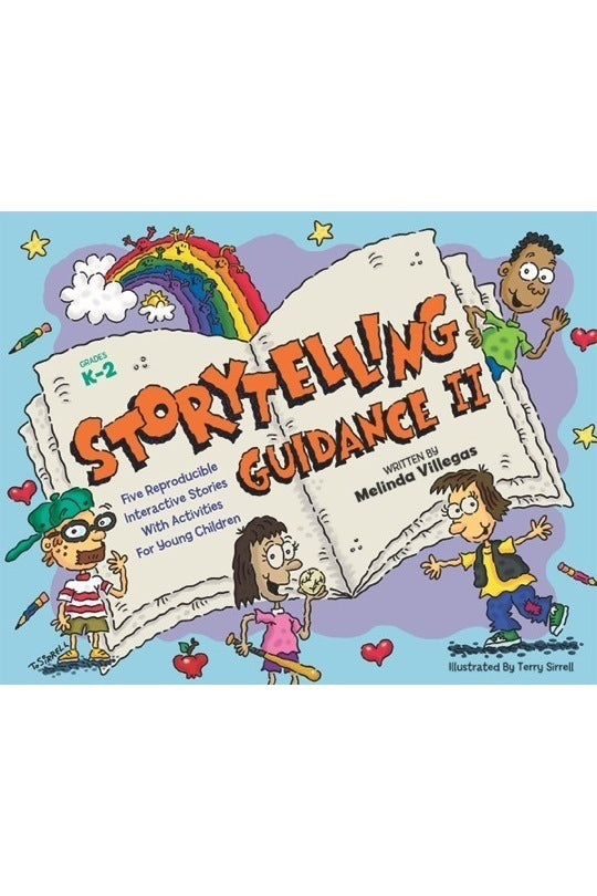 Storytelling Guidance II Book & CD