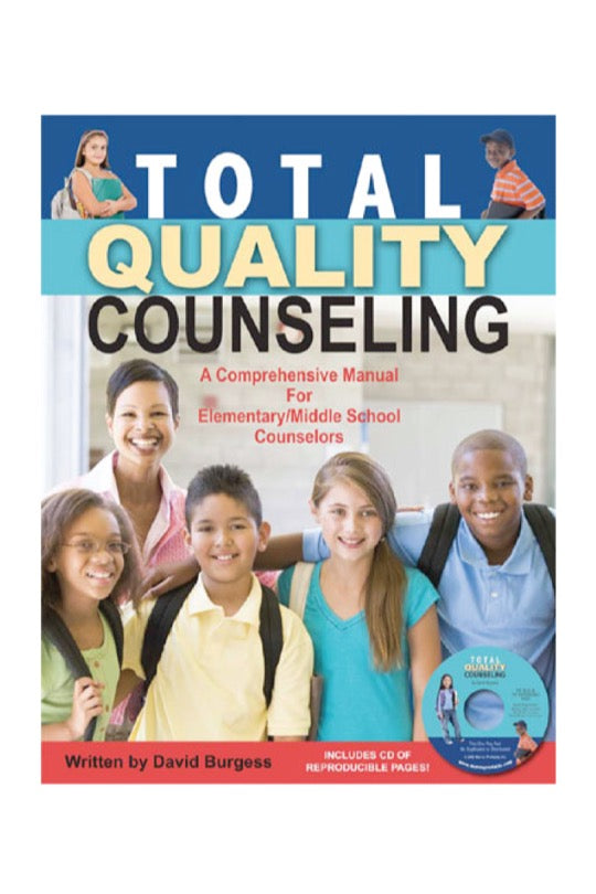 Total Quality Counseling Book & CD