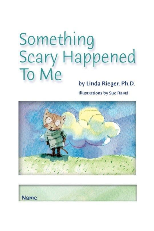 Something Scary Happened To Me Workbook (English)
