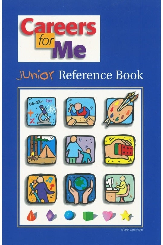 Careers for Me Junior Reference Book - Set of 10