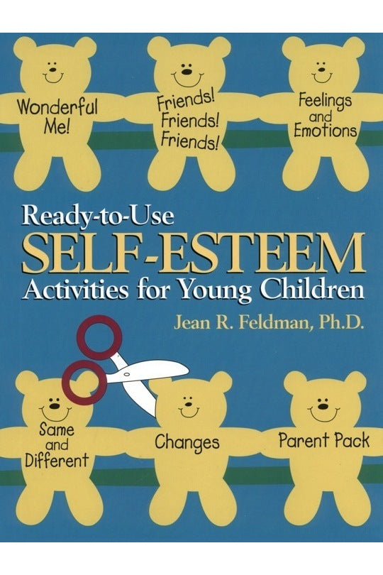Ready to Use Self Esteem Activities For Young Children