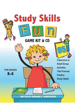 Study Skills Game Kit with CD