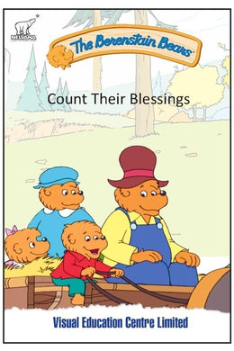 Berenstain Bears - Count Their Blessings
