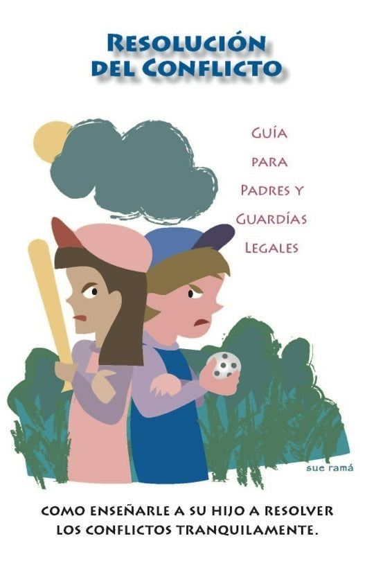 Conflict Resolution Parent Guides (Spanish Version)