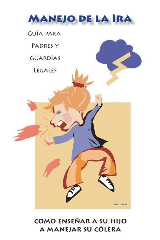 Anger Management Parent Guides (Spanish Version)
