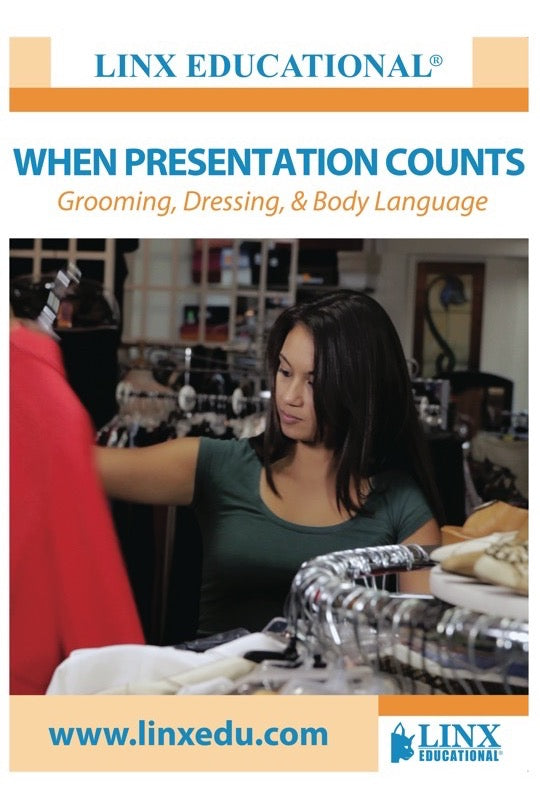 When Presentation Counts DVD