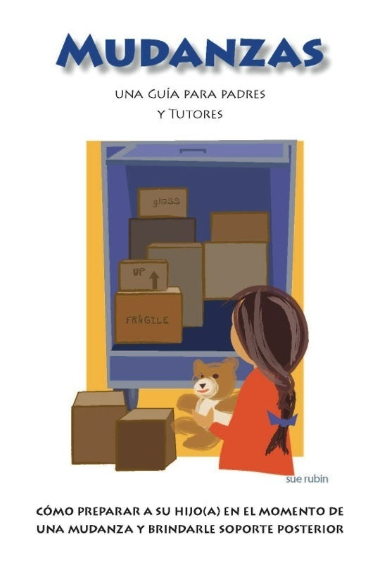 Moving to a New Home Parent Guides (Spanish Version)