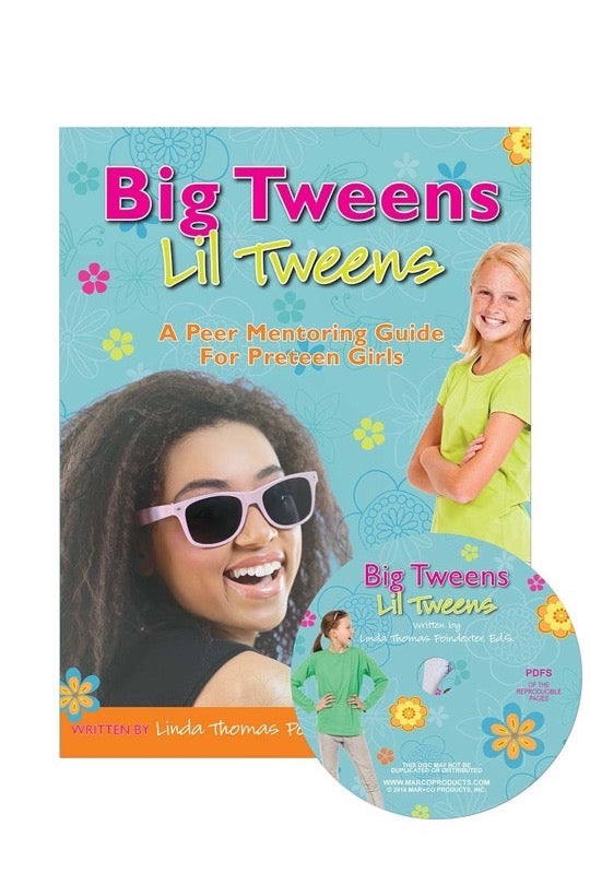 Big Tweens Lil Tweens with CD