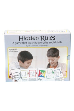 Hidden Rules Social Situations Card Game