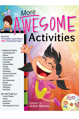 More Awesome Activities & CD