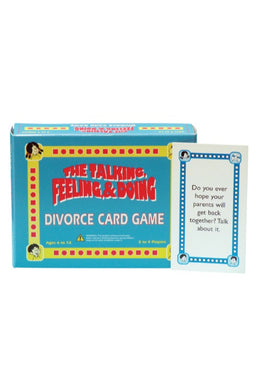 The Talking, Feeling & Doing Divorce Card Game