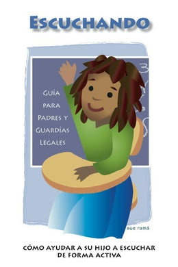 Active Listening Parent Guides (Spanish Version)