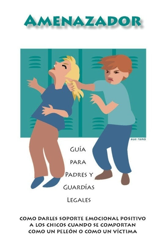 Bullying Parent Guides (Spanish Version)