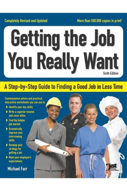 Getting the Job You Really Want Workbook