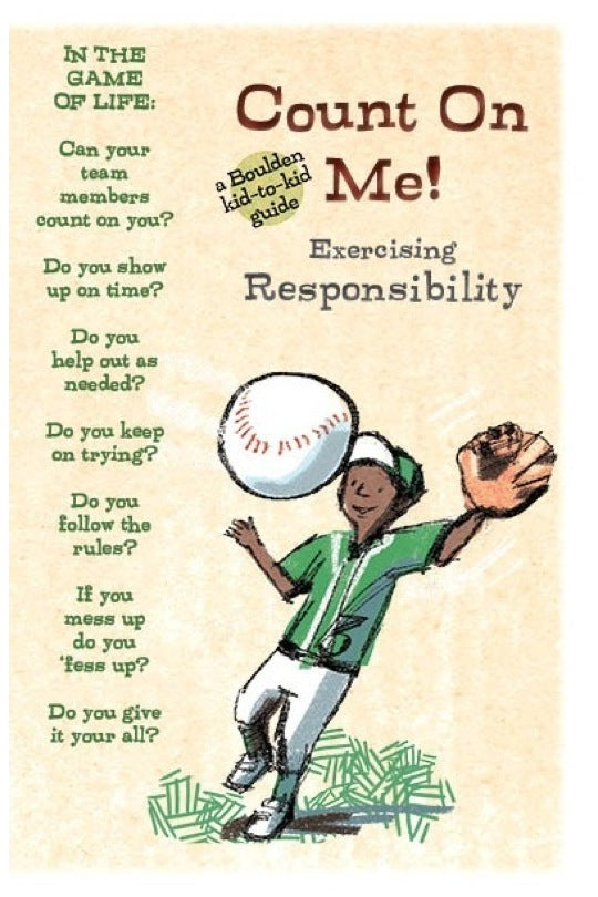 Responsibility-Count on Me!